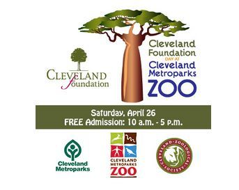 cleveland zoo free memorial day