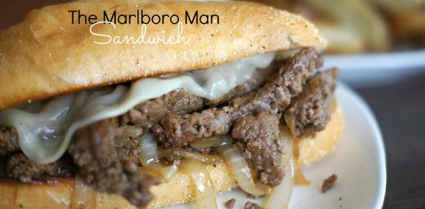 PW - Marlboro Man Sandwiches - I have made these several times. They ...