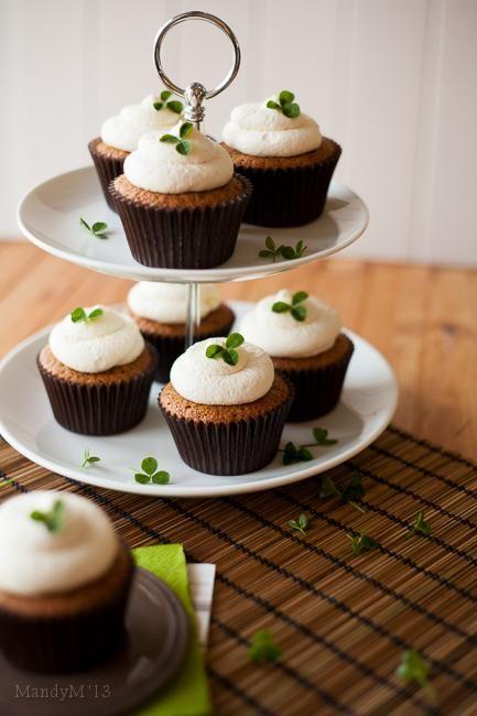 Cupcake Recipes : Irish Coffee Cupcakes | Cupcake Recipes | Pinterest