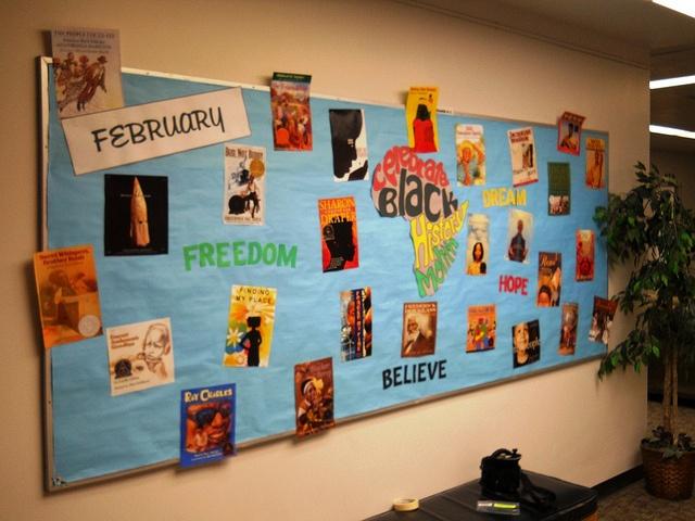Black History Month Bulletin Boards Images & Pictures - Findpik