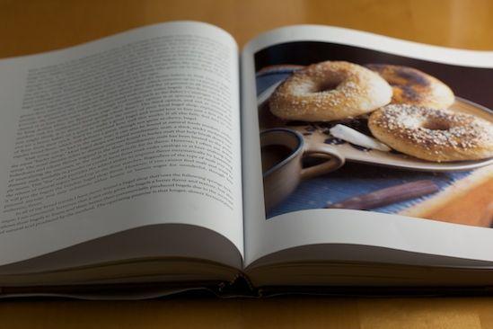 Peter Reinhart's Bagels | Food! | Pinterest