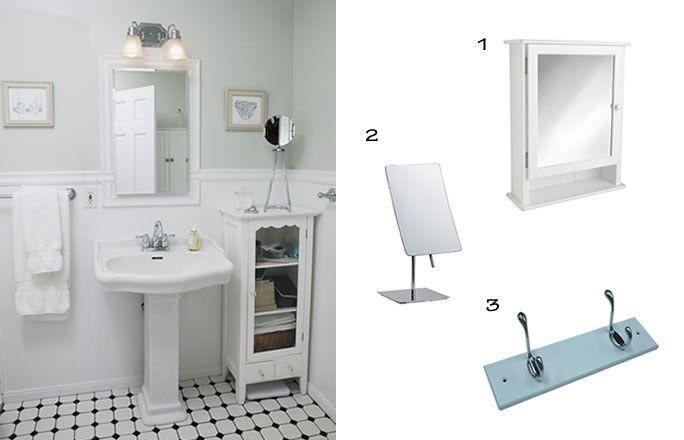 Decoration Chambre En Rouge Et Noir : ambiances de Salle de bain  Idée déco salle de bain  Dans ma