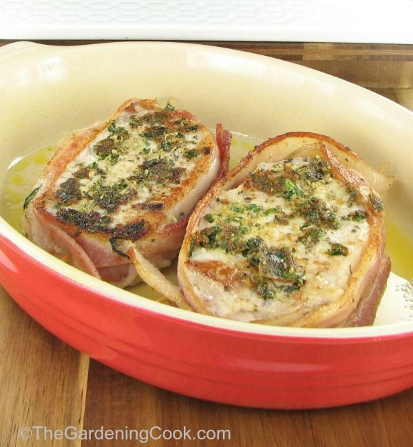 Bacon Wrapped Pork Medallions | The Gardening Cook