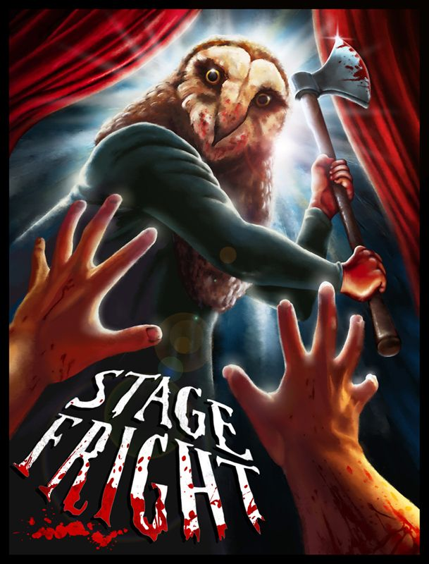 stage fright Campy and fun, stage fright is a whimsical tale of murder and theater when the center stage theater camp revives a production of the haunting of the opera a mysterious killer appears and.