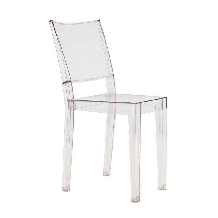 Clear Acrylic Dining Chair