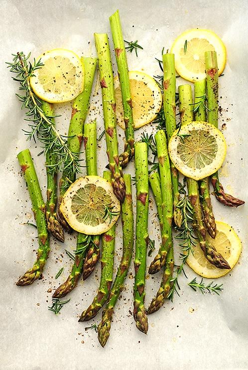 Roasted Asparagus | Yum in my tum... | Pinterest