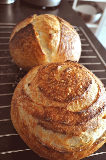 Easy Sourdough Bread | http://recipescooking.kira.lemoncoin.org
