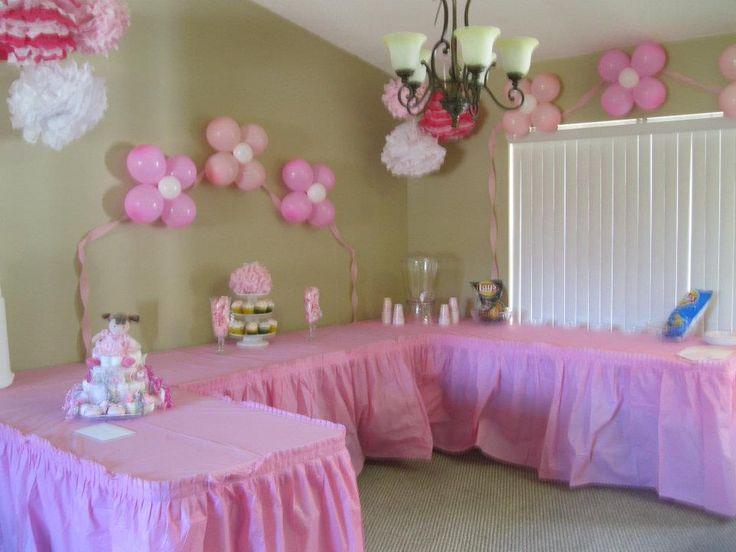 40 Cute Baby Shower Decoration Ideas  Hative