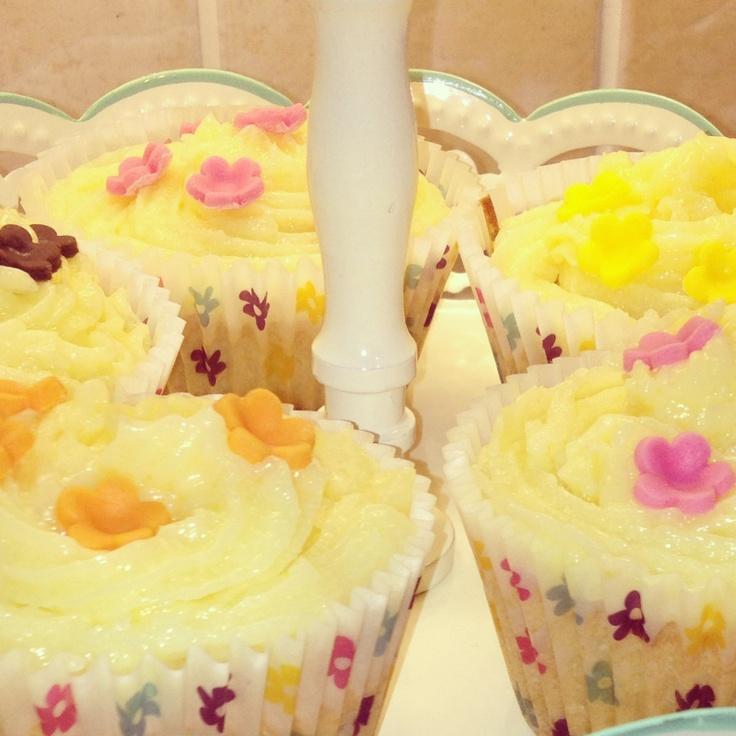 ... orange, strawberry, chocolate and lemon flowers :) #