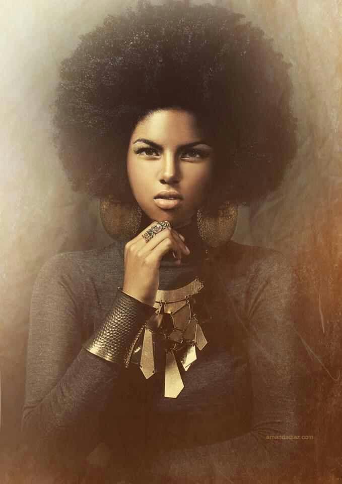 Beauty  Natural hair  ...