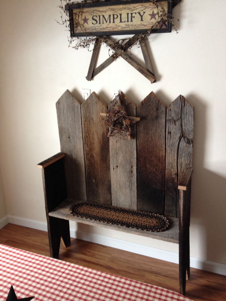 Made out of old barn siding for Things to make out of barn wood