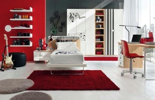 modern red music decor music themed bedroom decor pinterest