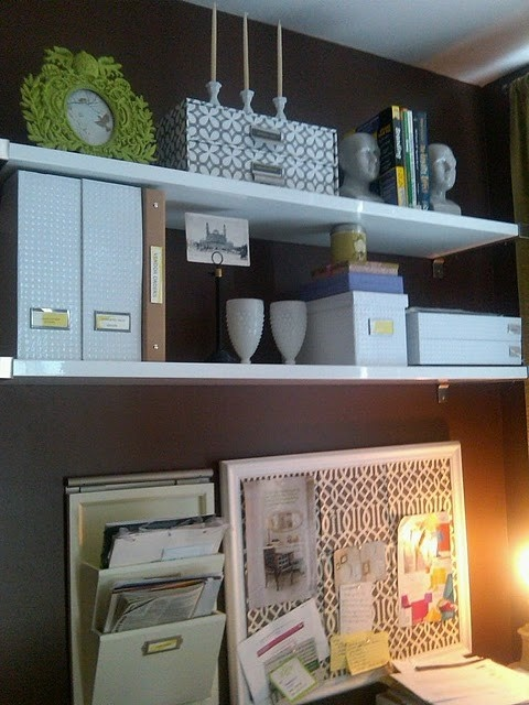 Office Shelving Storage Office Ideas Pinterest