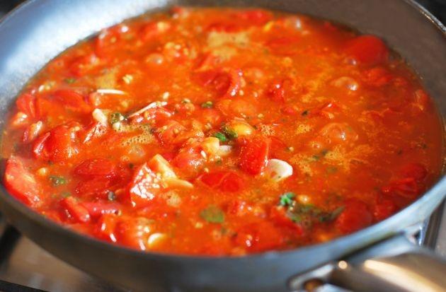 Orecchiette Pasta with Cherry Tomato Sauce image 511