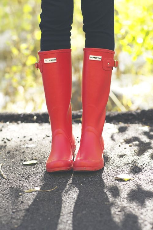Conquer the Rain in Style