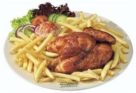 Gebraden kip met patat | Food for the soul | Pinterest: pinterest.com/pin/416653402995737323