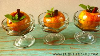 Cinnamon Rum Apples | Desserts & Sweets for Special Occasions | Pinte ...