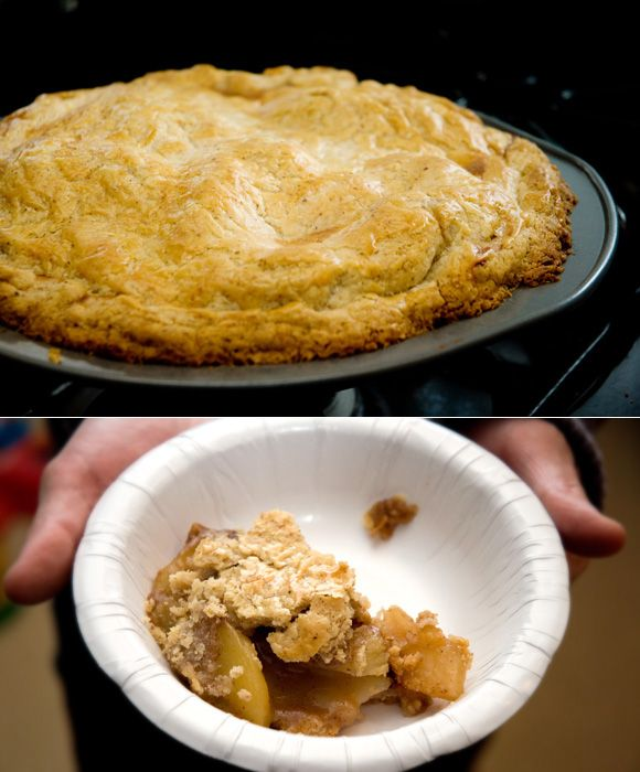 old fashioned apple pie | Pies, Tarts & Cobblers | Pinterest