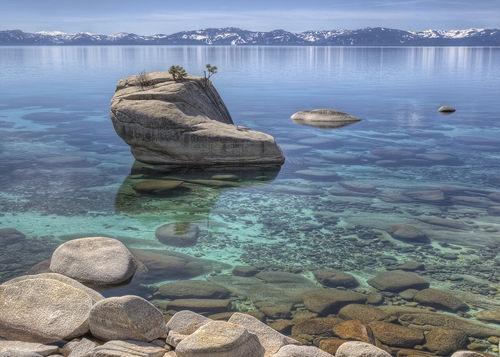 bonsai rock lake tahoe - photo #4