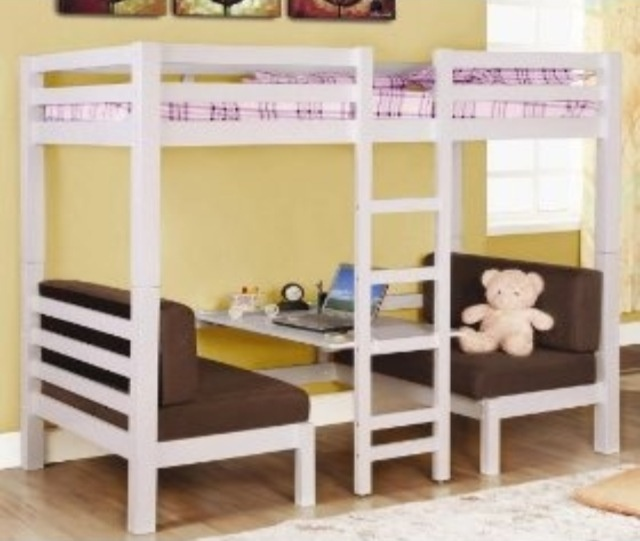 Convertible Loft Bunk Bed 640 x 541