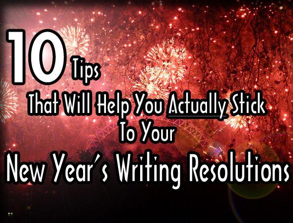 new year resolution essay pdf