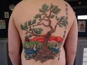 pin by luka mis on bonsai tree tattoo pinterest. Black Bedroom Furniture Sets. Home Design Ideas