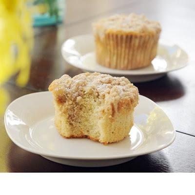 New York Style Crumb Cake Muffins | Muffins! | Pinterest