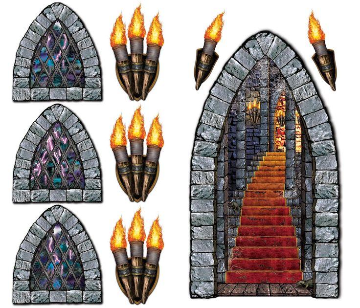 Harry Potter Halloween Theme Hogwarts Decor Pinterest