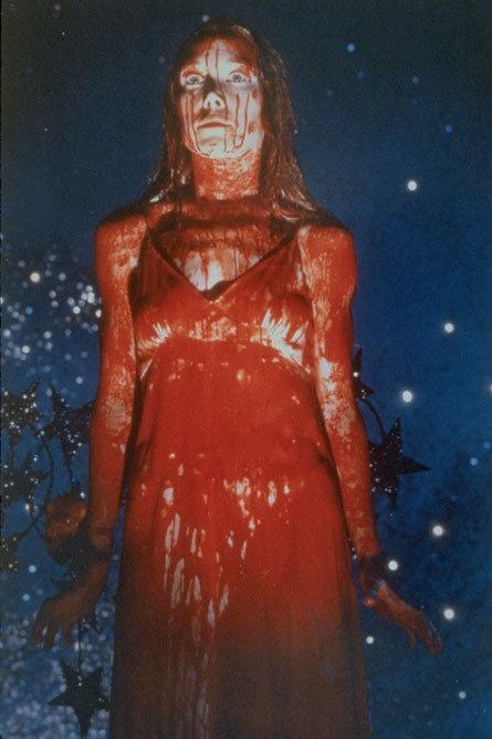 Sissy Spacek 1976 Sissy Spacek as Carrie...