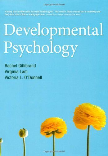Developmental And Child Psychology u ow me