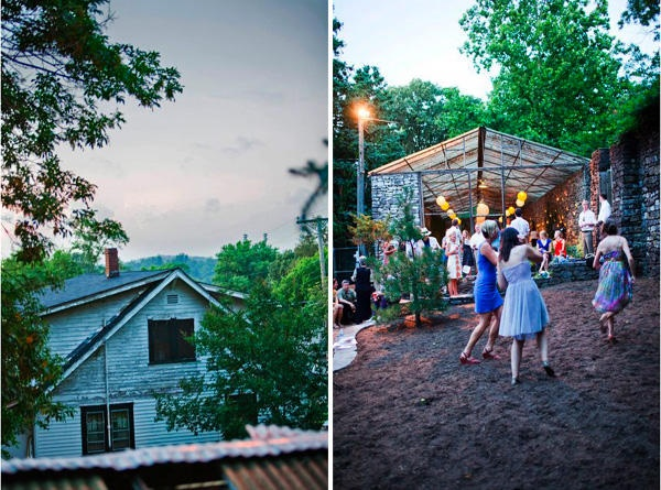 Hipster Backyard Wedding : dance party  Go Hard or Go Home  Pinterest