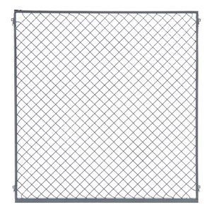Wire partition panel w 4 x h 4 pk 2 by husky 201 58 woven wire