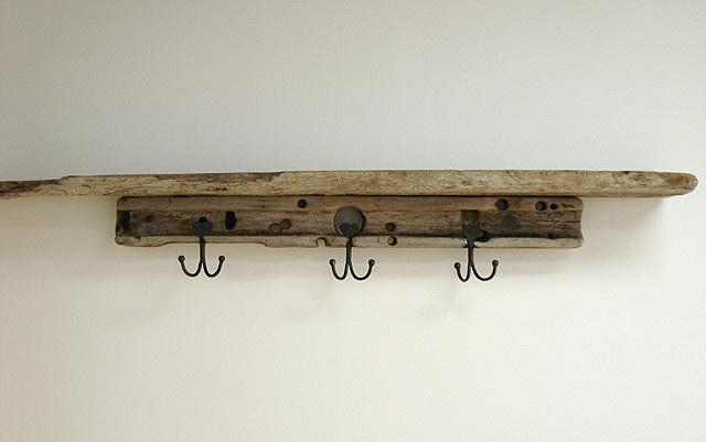 Drift wood wall shelf i can make that home decorating for Driftwood wall shelves