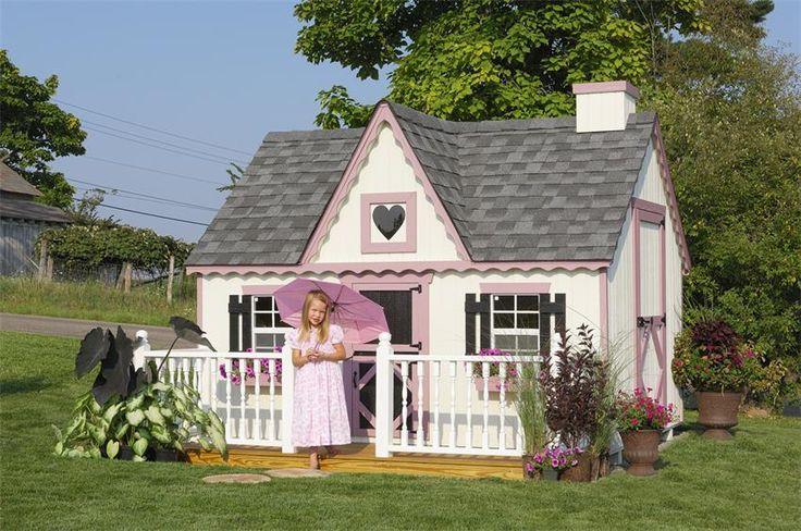 playhouse swing set plans  DIY Victorian Playhouse Plans PDF Plans