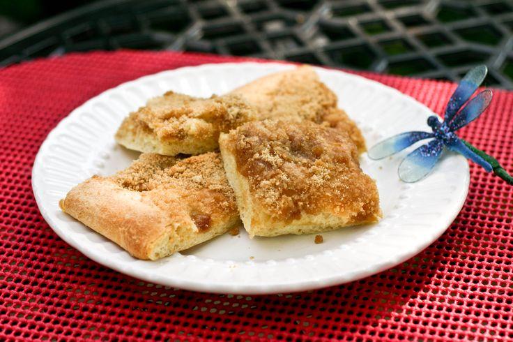 Moravian sugar cake | Moravian Stars, Moravian Culture, Moravian Arch ...