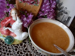 Chilled Cantaloupe Soup #recipe #fruit | cнιℓℓε∂ ғяυιт ...