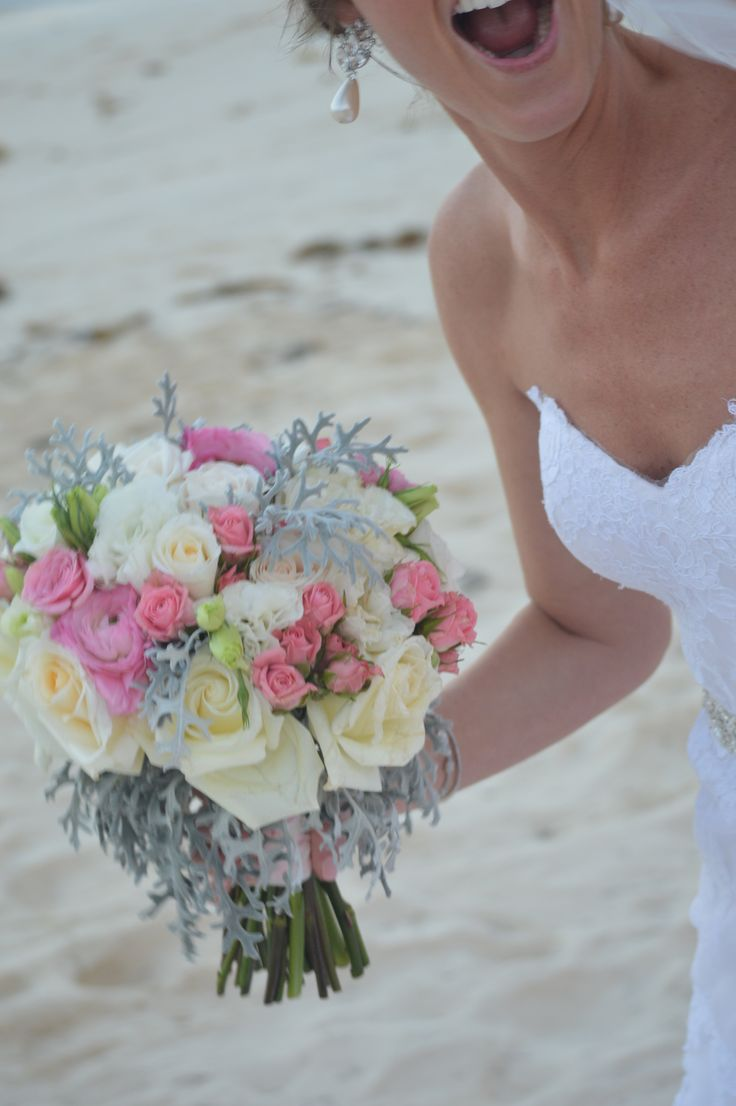 So excited to enjoy lovely flowers for your ceremony! by wedding cancun by LATIN ASIA
