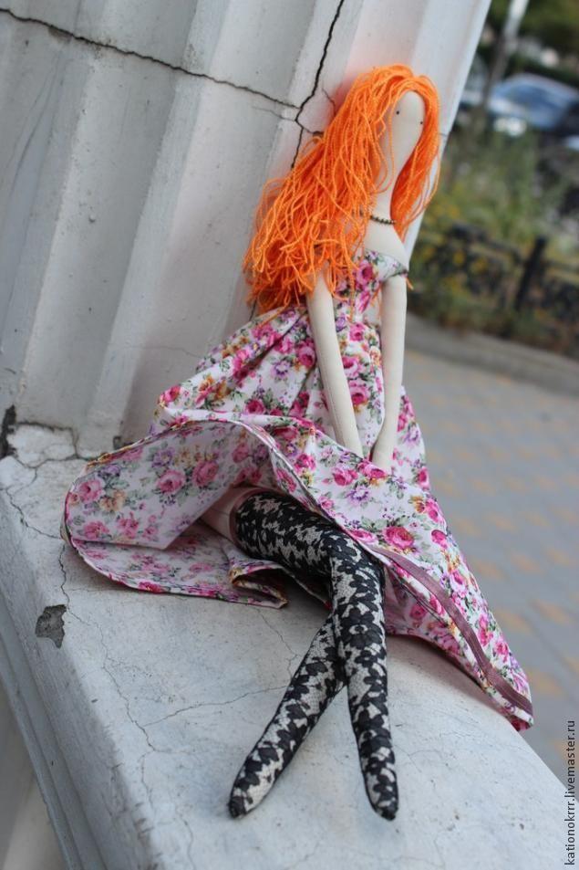 Гольфики для кукол своими руками