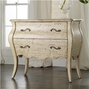 French script transfer on furniture home decor for Furniture transfers