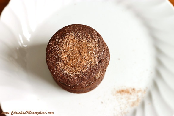 Crisp & Spicy Mayan Chocolate Cookies | To Make: Nom Noms | Pinterest