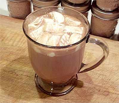 Simple Handmade EDIBLE Gift – Homemade Hot Chocolate | One Good ...