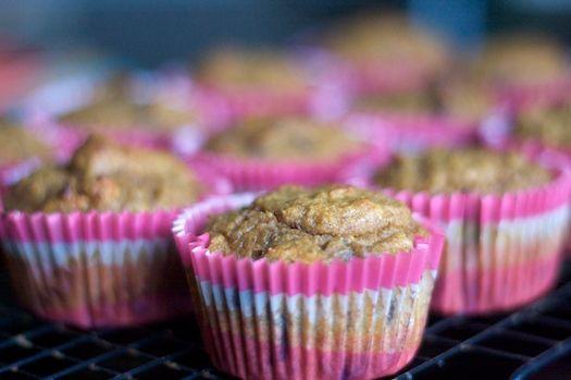 Primal Pumpkin Nut Muffins | Birthday Ideas | Pinterest
