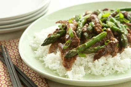 Stir-Fried Beef with Asparagus | Whole Foods Market