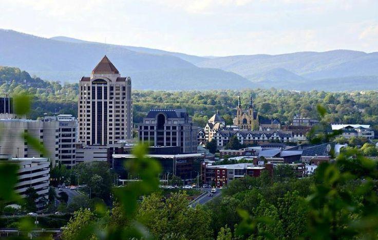 Downtown in the valley roanoke va home sweet home pinterest