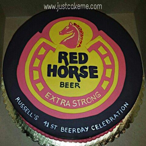 Red Horse Cake Design : Red horse cake cake M.E. Pinterest
