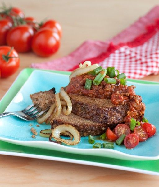 Yummy Italian Meatloaf Recipe - Fix It and Forget It