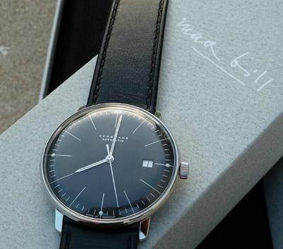 max bill watch junghans 1 design pinterest. Black Bedroom Furniture Sets. Home Design Ideas