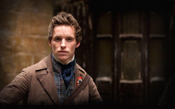Eddie Redmayne as Marius Pontmercy - 35.0KB