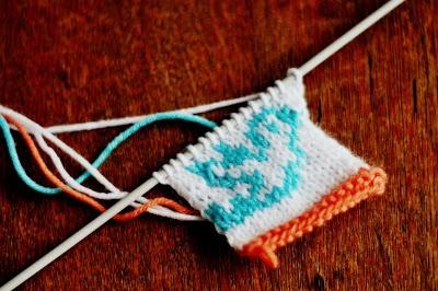 Knitting Pattern For Women's Slip Stitch Socks