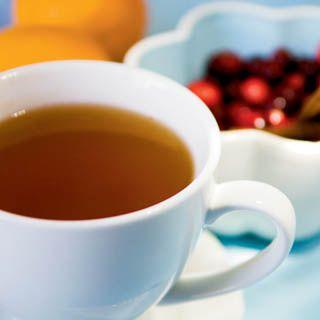 Hot Spiced Tea with orange, ginger, cinnamon and lemon. #drinks # ...